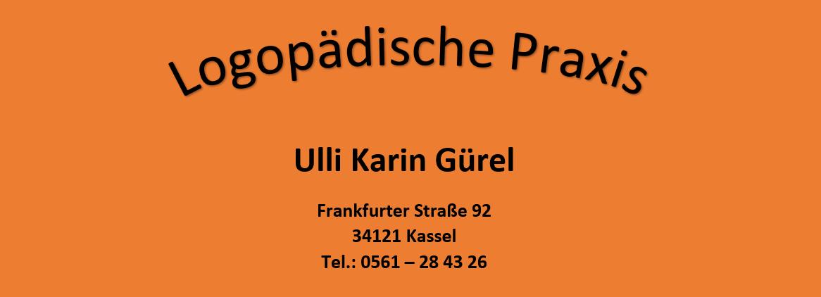 Logopädie - Ulli Karin Gürel